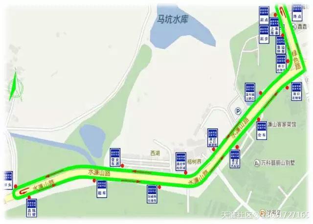 东莞水濂山路考现场图片(包含科目三考场路线分析图片